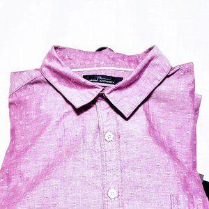 Marc Anthony Shirts - Marc Anthony Slim Fit Plum Button Down XXL🦅